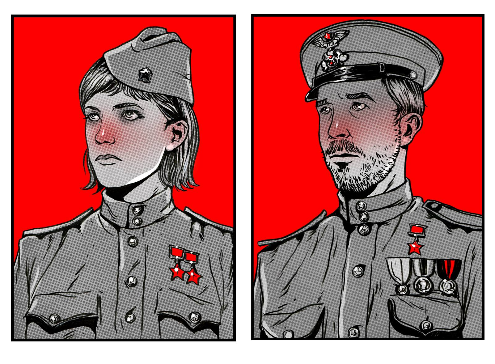 How many Heroes of the Soviet Union 52
